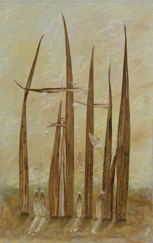 Birch Tree Gallery. Laima Dzigaite. Nex to the gate (photo D.Vytas)