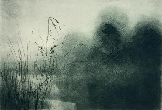 Gregory Moore - Loch Lomond Mist