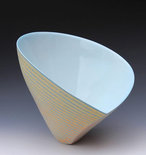 08-06-18-Birch Tree Gallery - Jenny Morten - Tilting Bowl