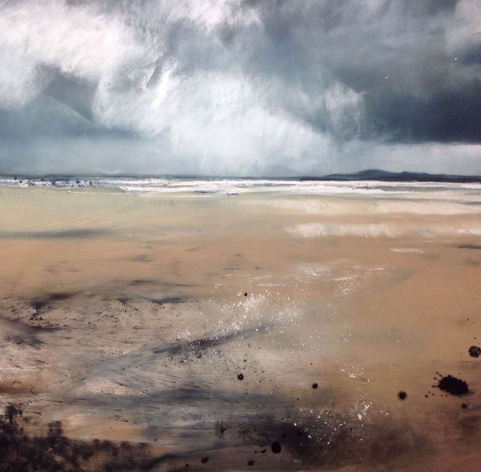 Hellen Fryer. Storm Beach