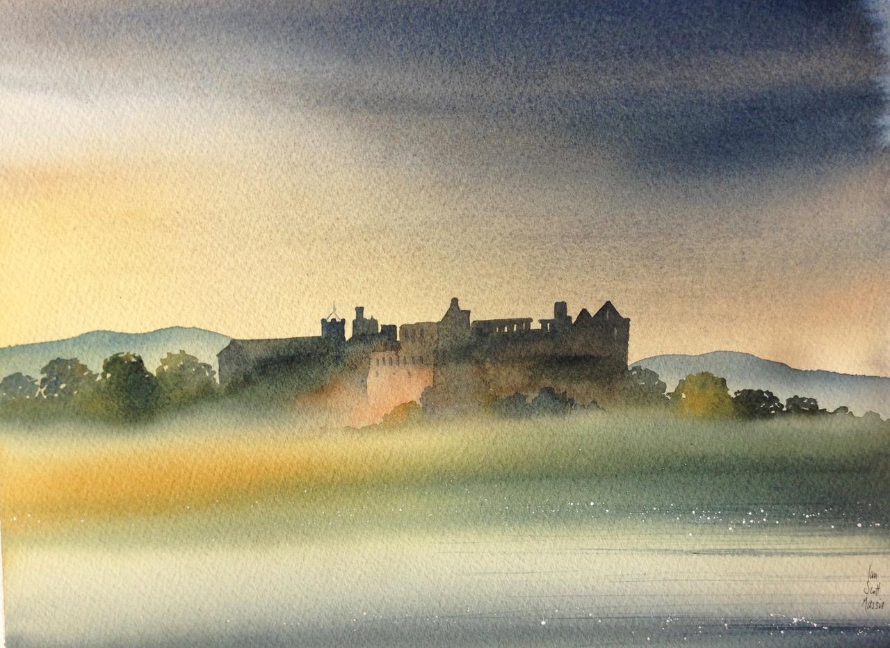 Ian Scott Massie. Linlithgow Palace