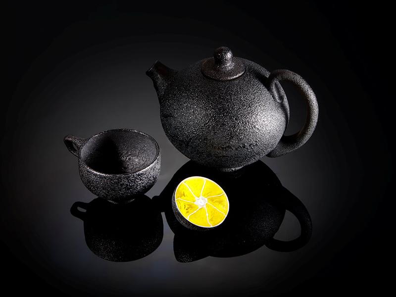 Elliot Walker. Lemon Tea