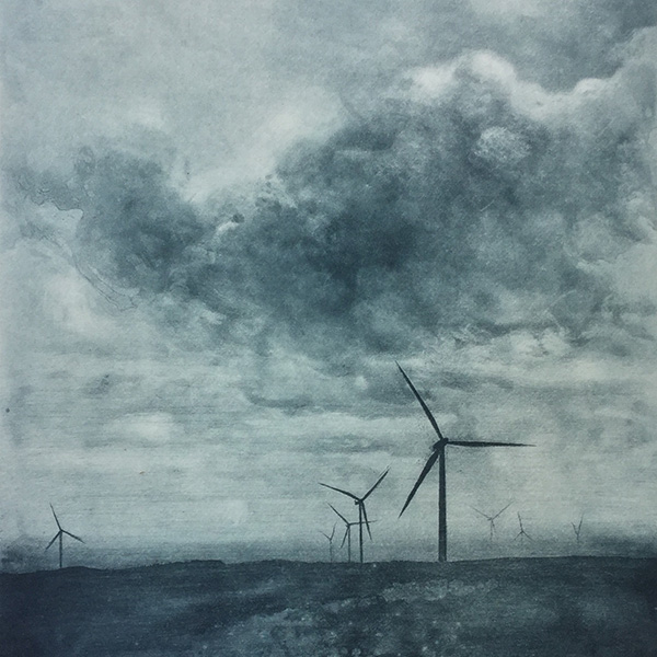 Gregory Moore. 'Cumulous' - cropped square