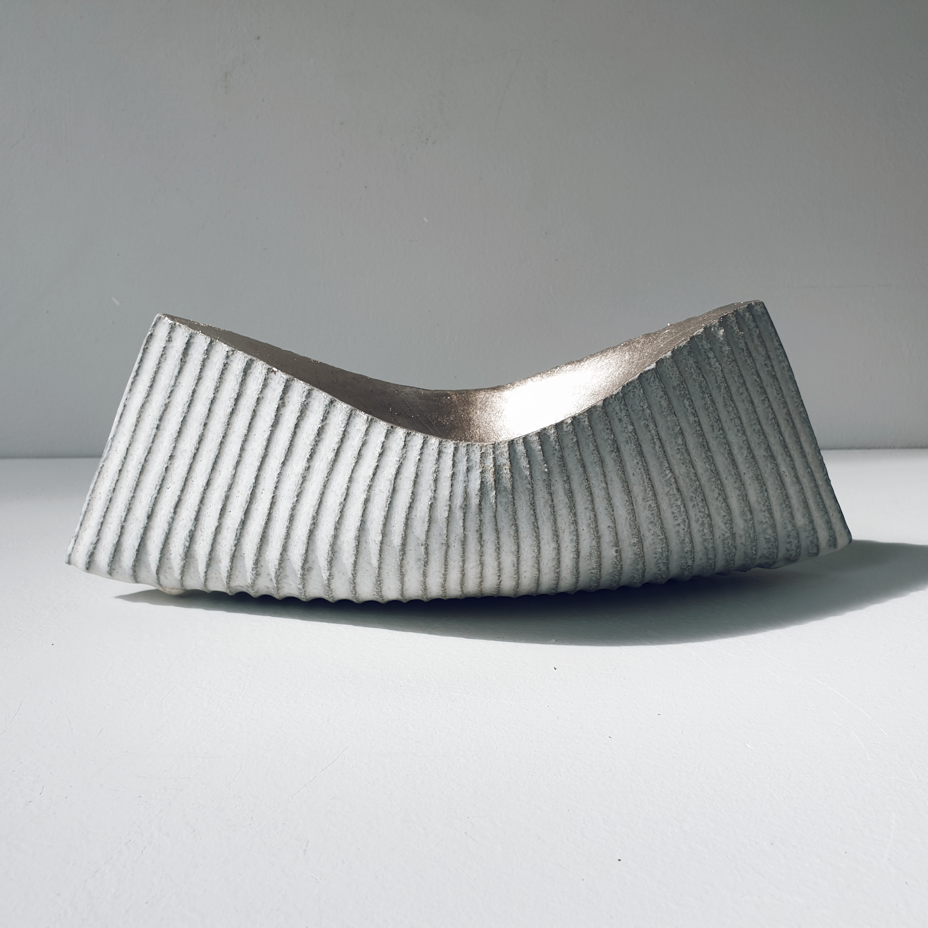 Michele Biaco. Drift Form (guilded)