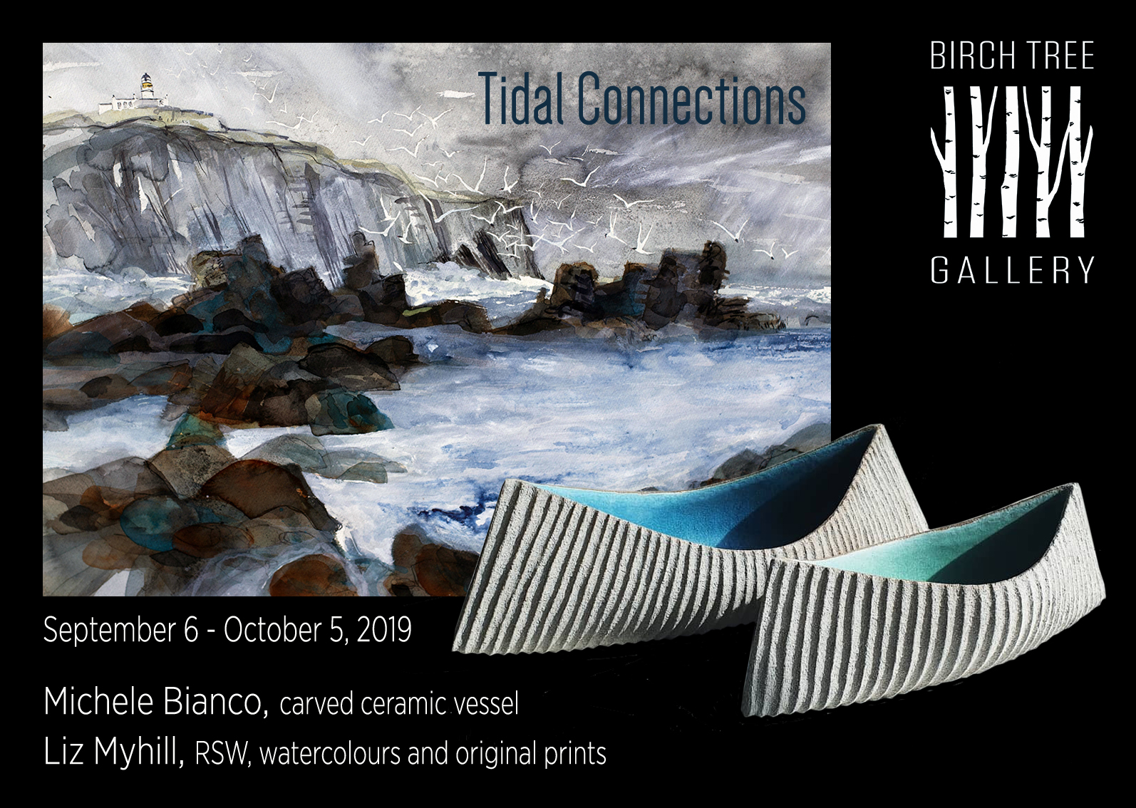 Birch Tree Gallery - Tidal Connections