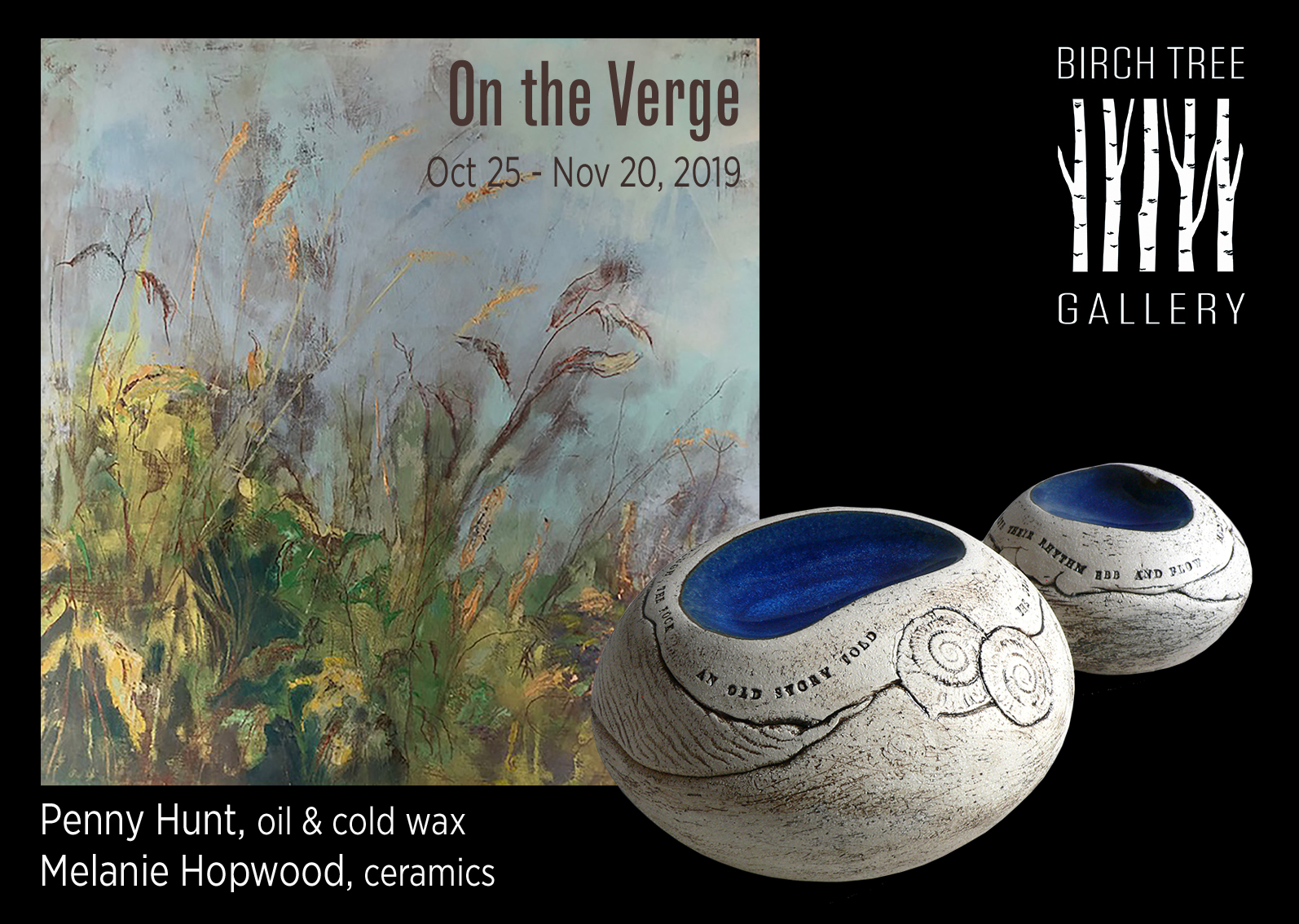 Birch Tree Gallery - ad On the Verge
