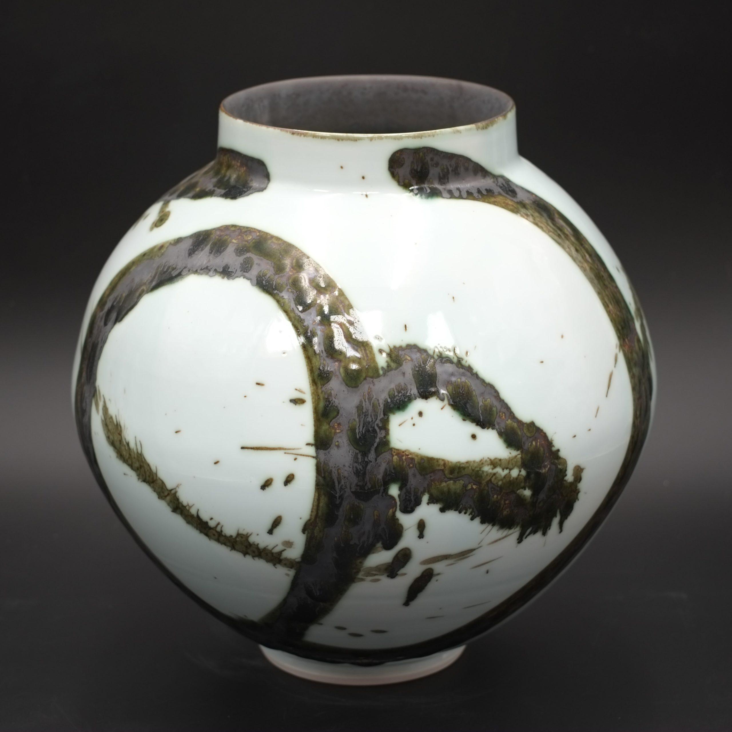 Tricia Thom. Moon Jar (large)