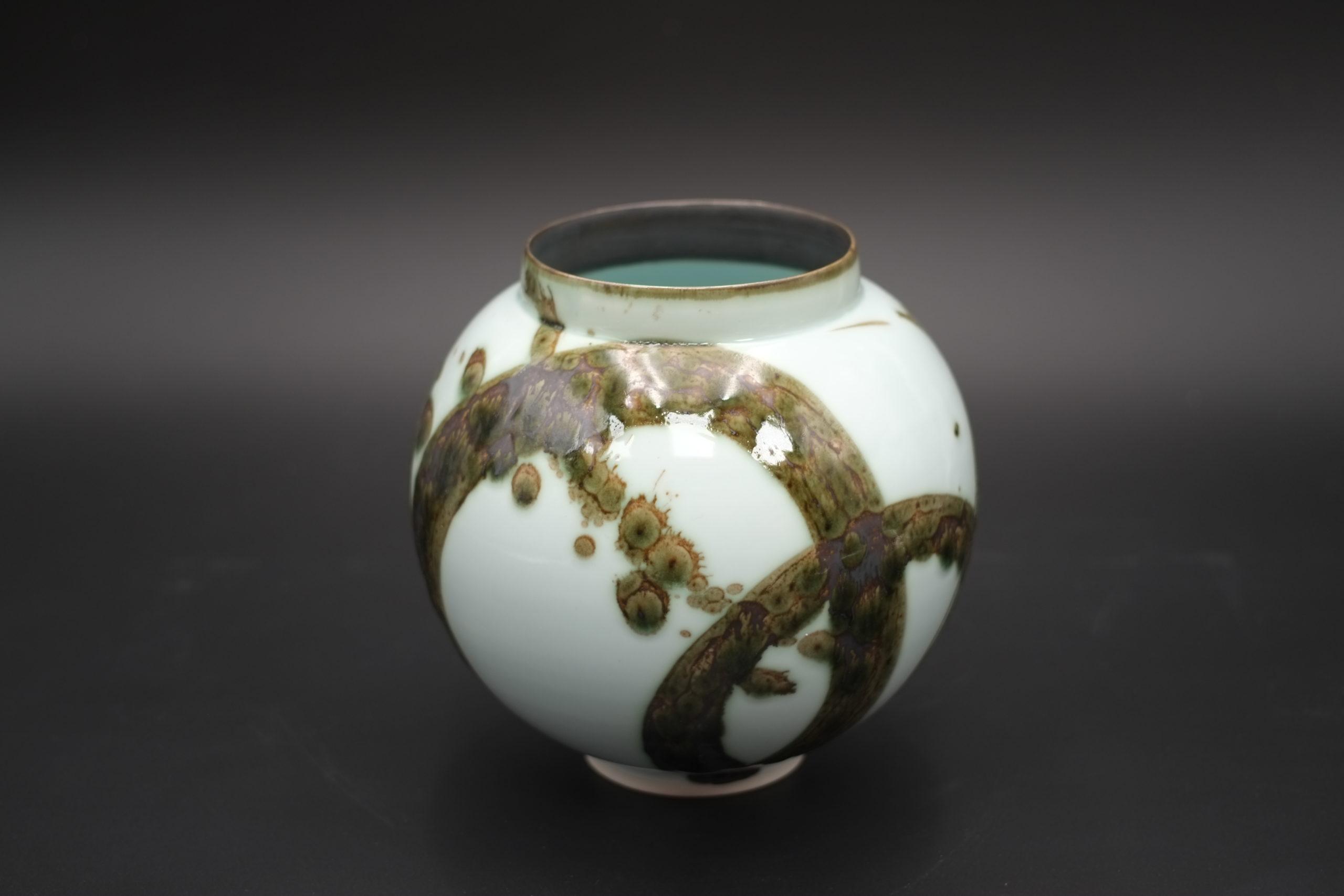 Tricia Thom. Moon Jar (small)