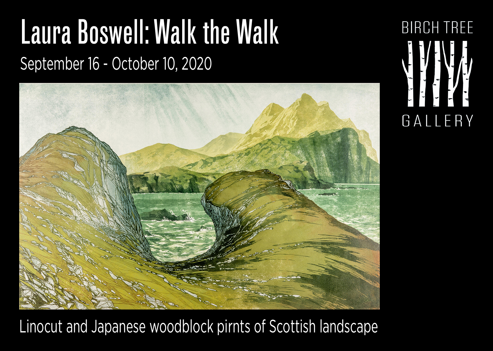 September exhibition at Birch Tree Gallery