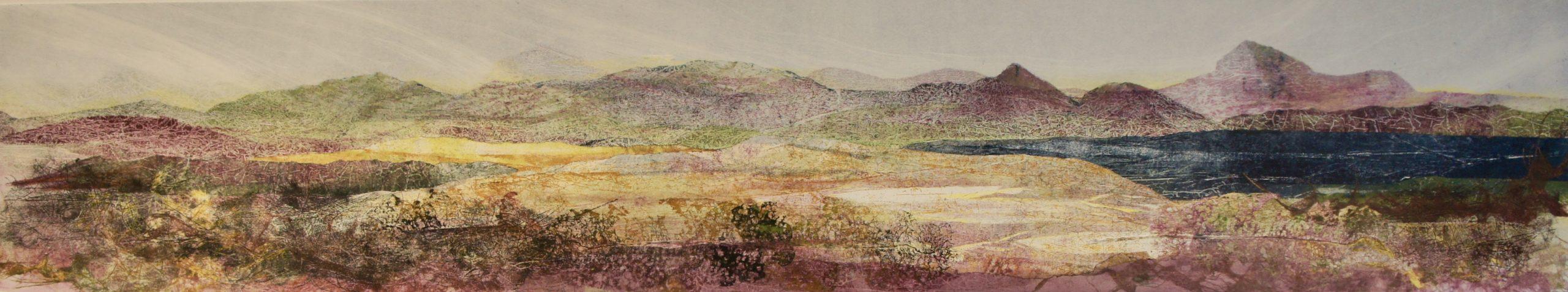 Adele Burdon. A quiet place