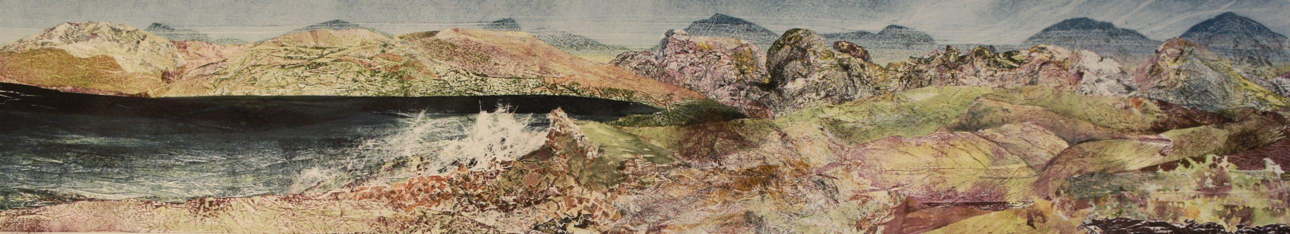 Adele Burdon. Coastal Waters