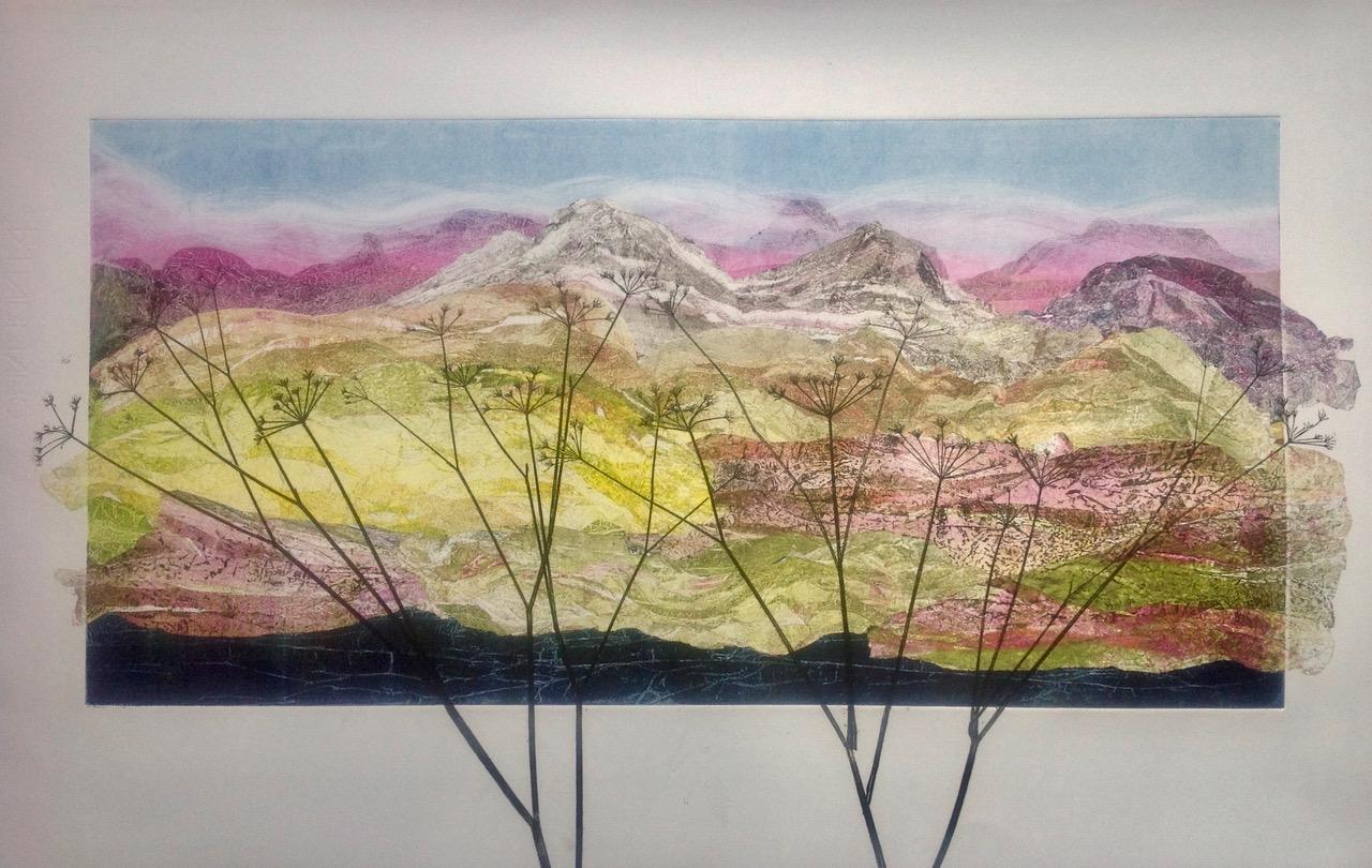 Adele Burdon. Lakeside and Seedheads