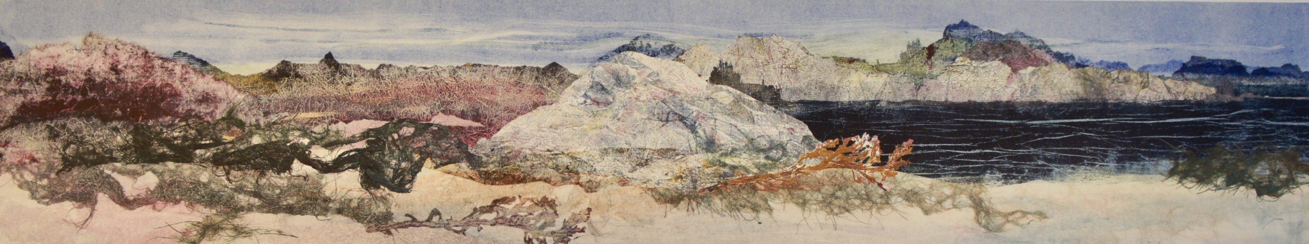 Adele Burdon. Mysterious Coast