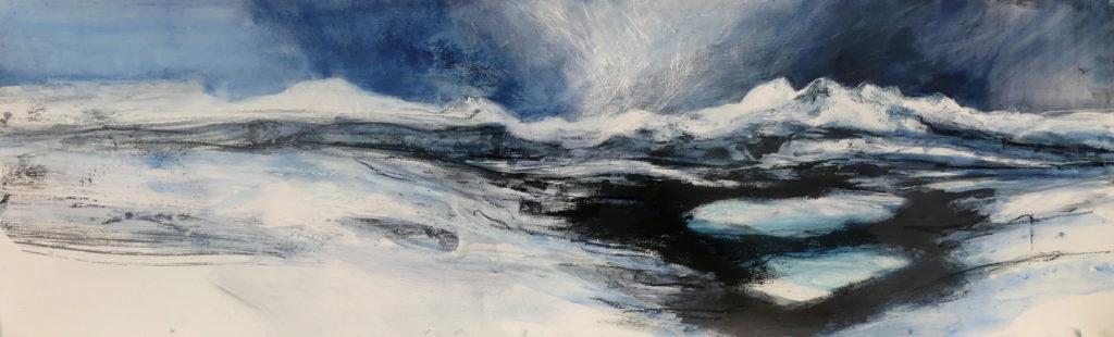 Liz Myhill. 'High Lochans'
