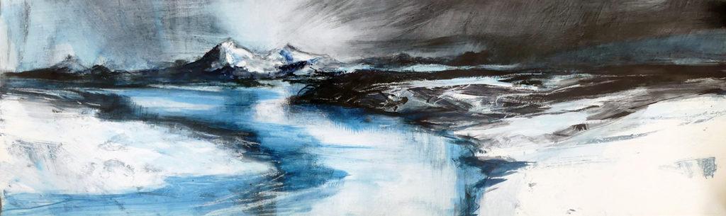 Liz Myhill. 'Tidal Flow'