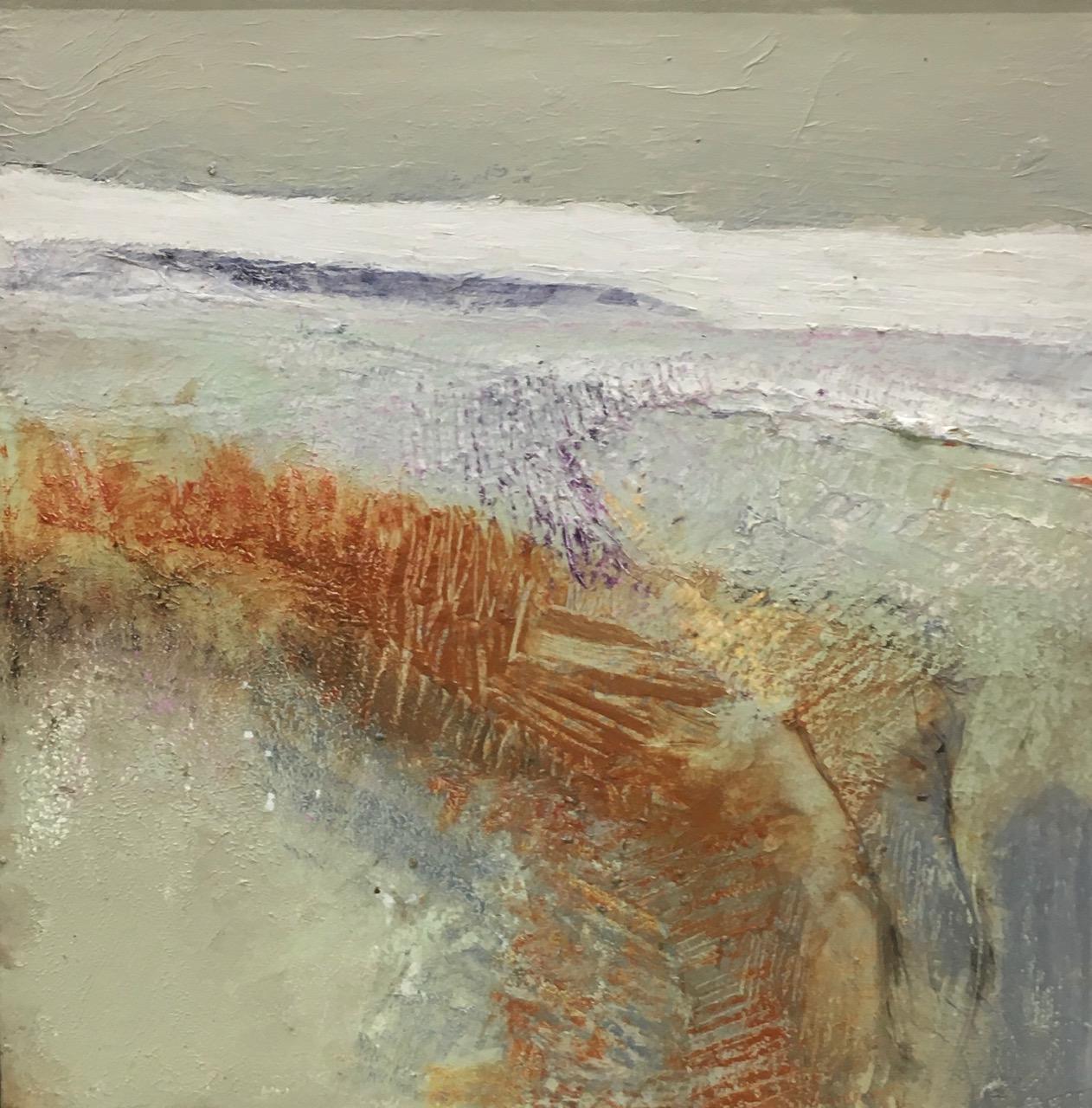 Glynnis Carter. 'Winter' 30 x 30 cm