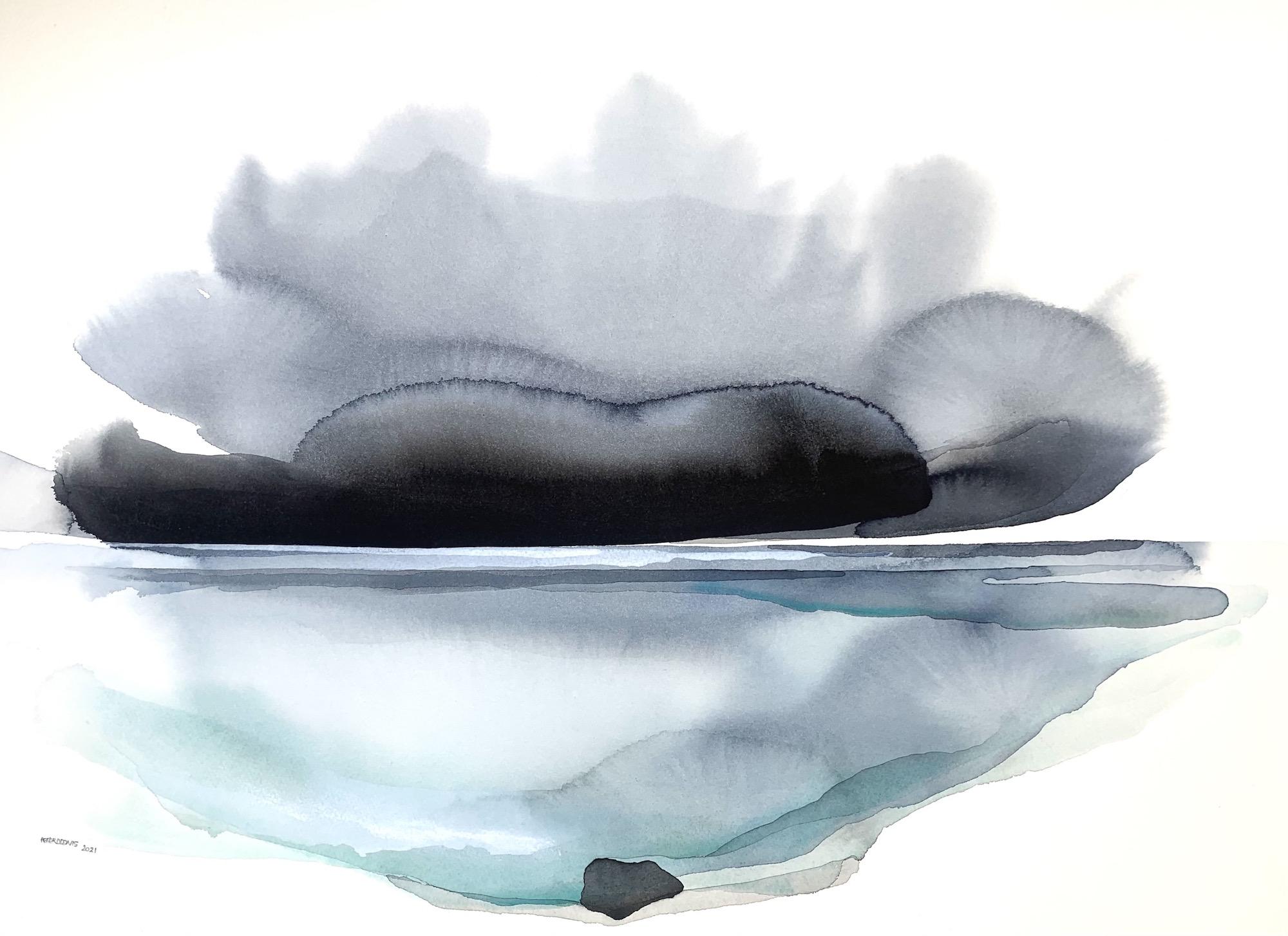 Peter Davis. Homek (50 x 70 cm)