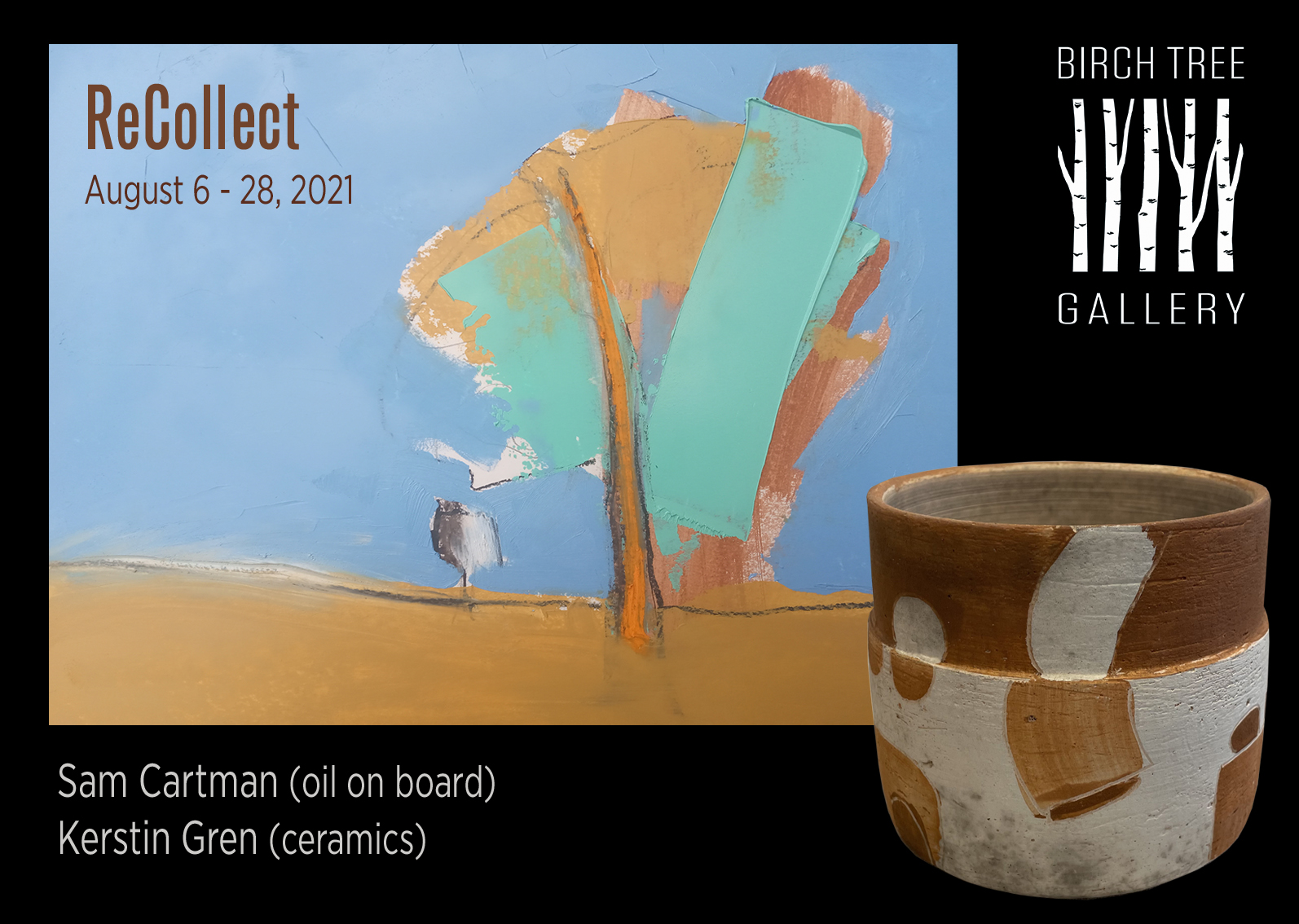 Birch Tree Gallery - ReCollect