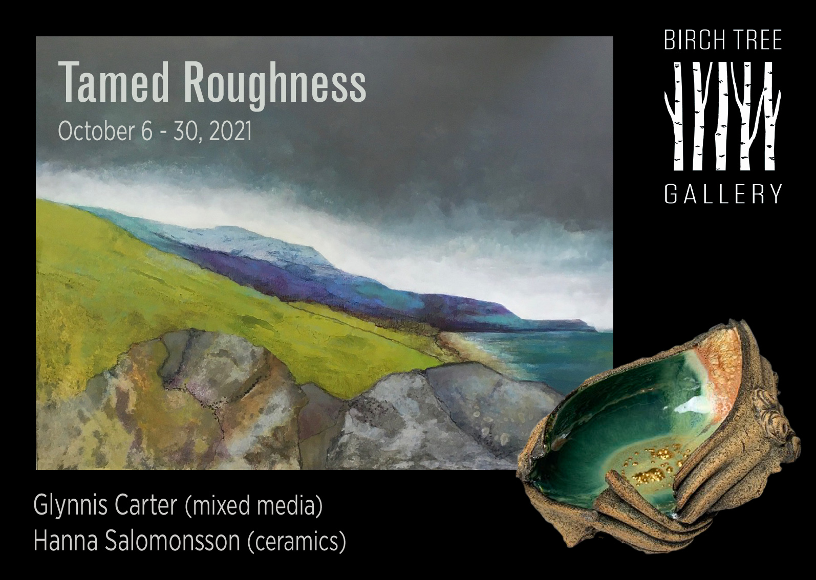 Birch Tree Gallery - Tamed Roughness
