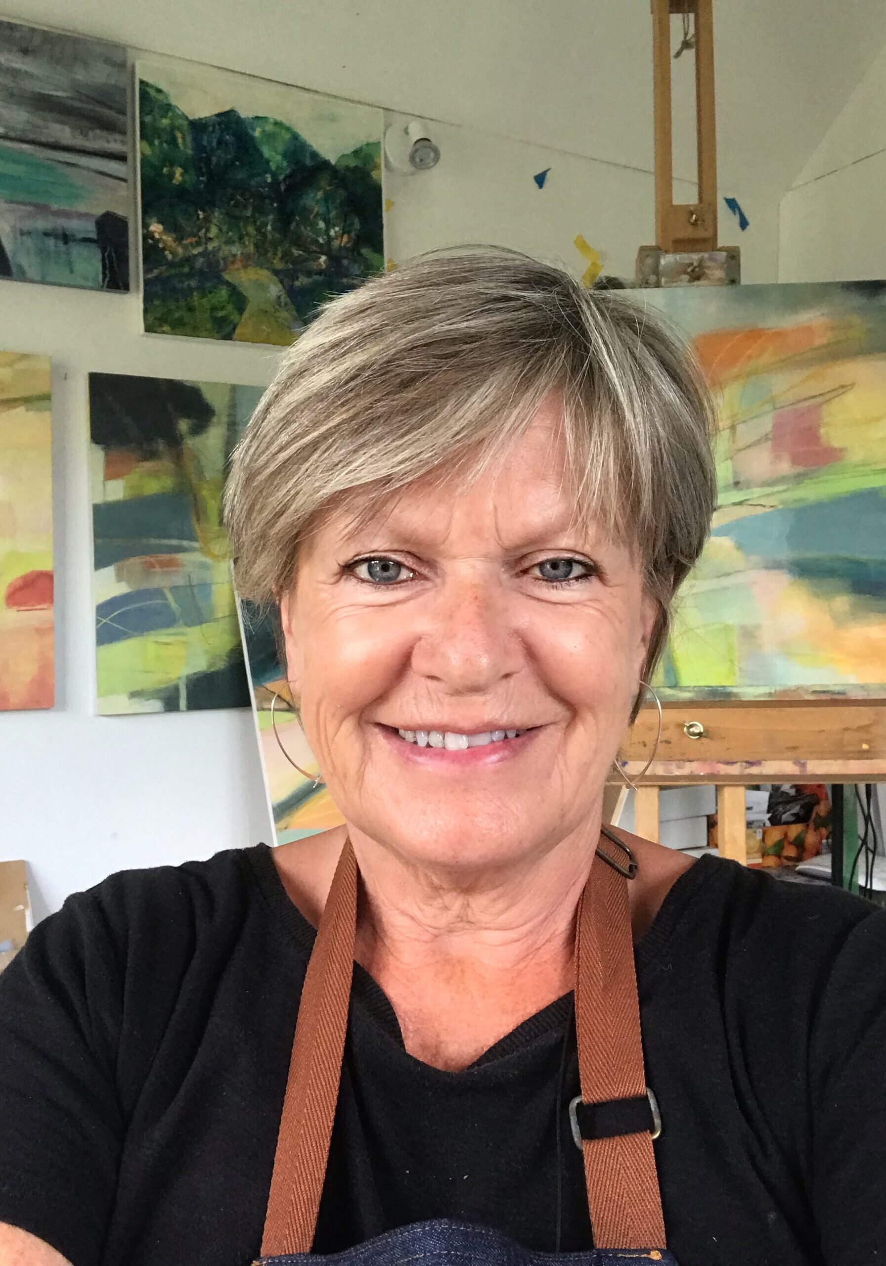 Annie Green - painter from East Lothian
